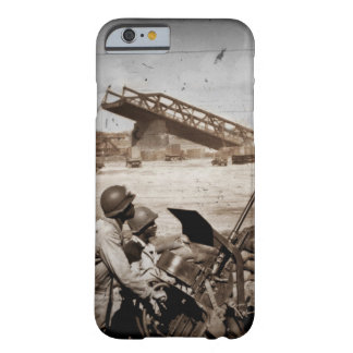 Guarding the Bridge Europe WWII Barely There iPhone 6 Case