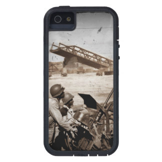 Guarding the Bridge Europe WWII iPhone 5 Cover