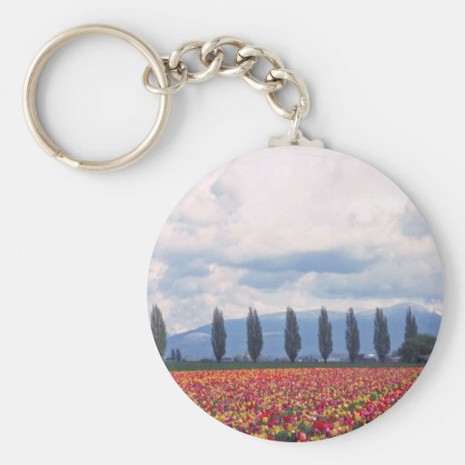 Guarding The Colors Of Nature Key Chain