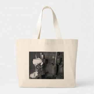 Guarding the Cream Separator 1936 Tote Bag