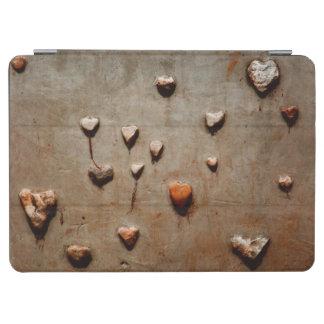 """""""Guardo el resolver de corazones de piedra fríos - Cubierta De iPad Air"""