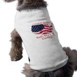 Guardo la casa, guardias del papá la C… Camiseta De Perro