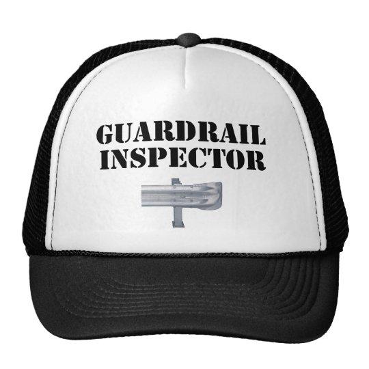 Guardrail Inspector! Trucker Hat