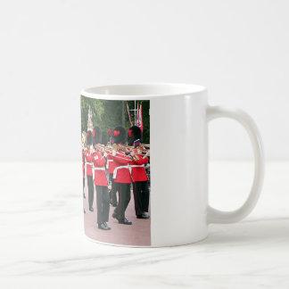 Guards Band,Buckingham Palace, London, England Coffee Mug