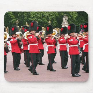 Guards Band,Buckingham Palace, London, England Mouse Pad