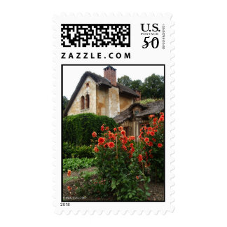 Guard's House Versailles Postage Stamp