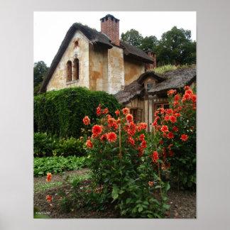 Guard's House Versailles Print