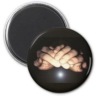 Guards of light 2 inch round magnet