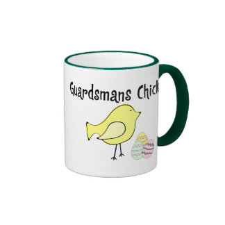 Guardsmans Chick Coffee Mug