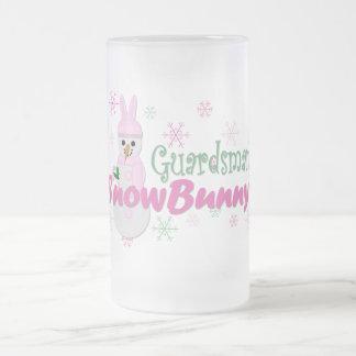 Guardsmans SnowBunny Mugs