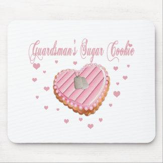Guardsman's Sugar Cookie Mousepad