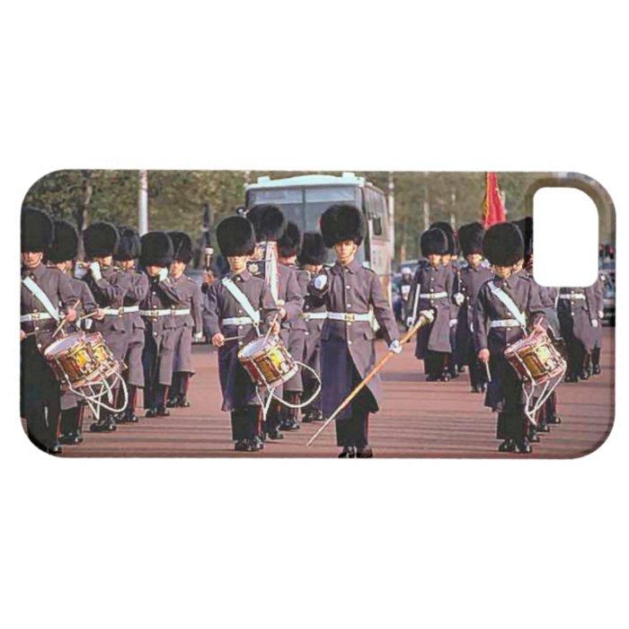 Guardsmen marching iPhone SE/5/5s case