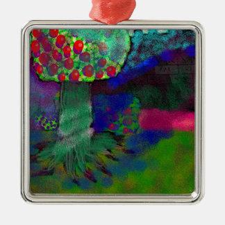 Guardstle Metal Ornament