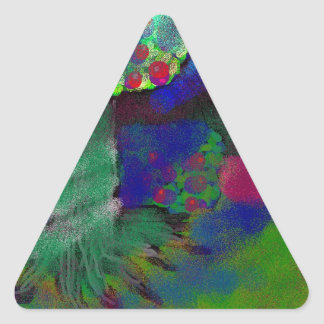 Guardstle Triangle Stickers