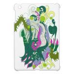 Guarida de los dragones (en colores pastel) iPad mini cárcasa
