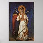 Guariento - ángel impresiones