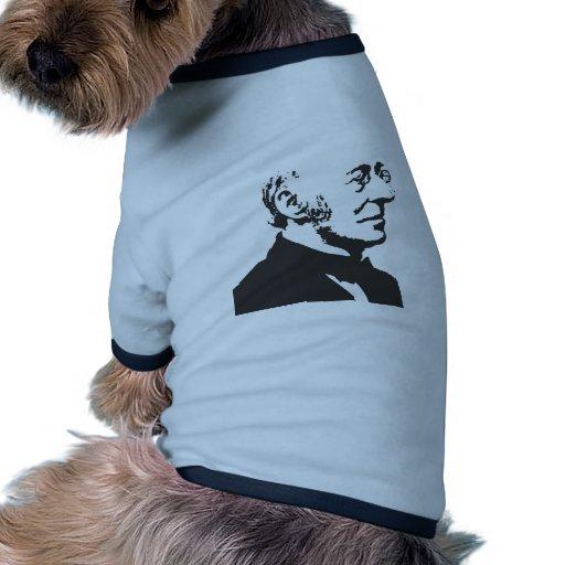 Guarnición Camiseta Con Mangas Para Perro