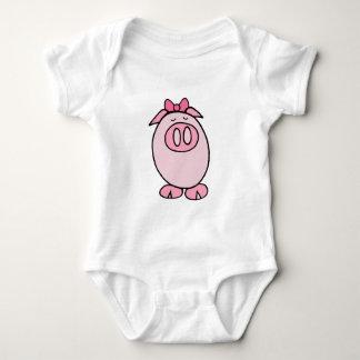 Guarro lindo body para bebé