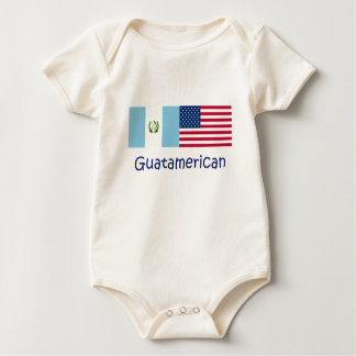 Guatamerican Baby Bodysuit
