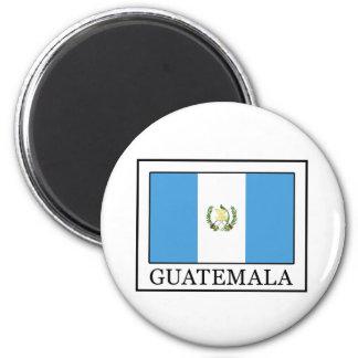 Guatemala 2 Inch Round Magnet