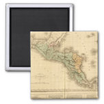 Guatemala 2 Inch Square Magnet