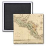 Guatemala 2 Inch Square Magnet
