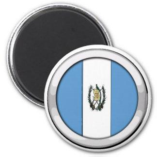 Guatemala Badge Magnet