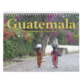 Guatemala Calendar 2018