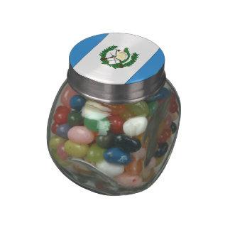 Guatemala Jelly Belly Candy Jars