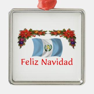 Guatemala Christmas Ornaments