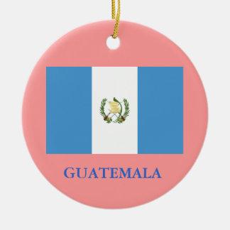 GUATEMALA* Christmas Ornament
