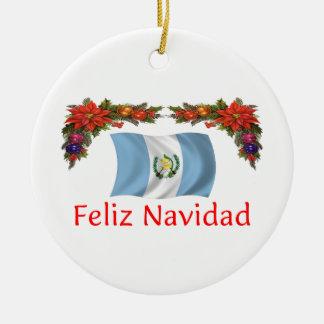 Guatemala Christmas Christmas Ornament
