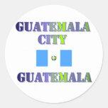 Guatemala City Aufkleber