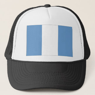 Guatemala Civil Ensign Trucker Hat