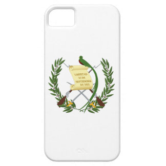 Guatemala Coat of Arms iPhone 5 Case