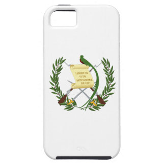 Guatemala Coat of Arms iPhone 5 Cases