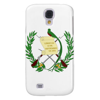 Guatemala Coat Of Arms Galaxy S4 Case