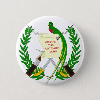 Guatemala  Coat of arms GT Button