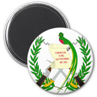 Guatemala  Coat of arms GT Magnet