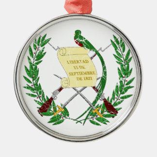 Guatemala Coat Of Arms Christmas Ornament