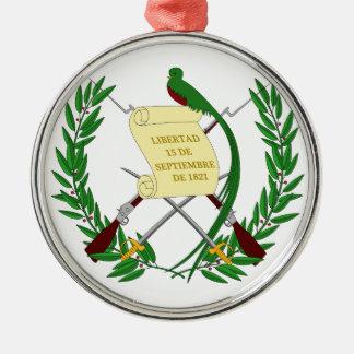 Guatemala Coat Of Arms Christmas Tree Ornaments