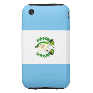 guatemala country flag case