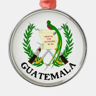 GUATEMALA - emblem/flag/coat of arms/symbol Christmas Tree Ornament