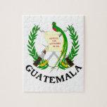 GUATEMALA - emblem/flag/coat of arms/symbol Puzzles