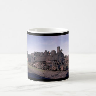 Guatemala, FEGUA 2-8-2 #_Trains of the World Coffee Mug