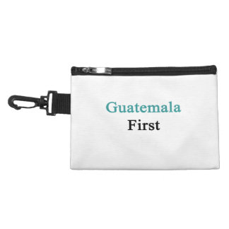 Guatemala First Accessory Bag