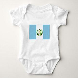 Guatemala Flag Baby Bodysuit
