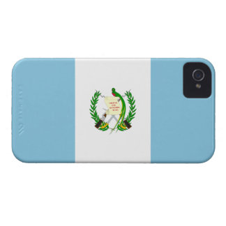 Guatemala Flag Case-Mate iPhone 4 Case