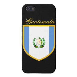 Guatemala Flag Cover For iPhone SE/5/5s