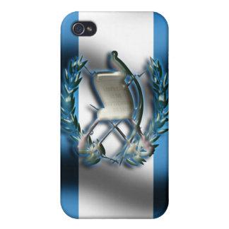 Guatemala Flag Iphone 4/4S Speck Case